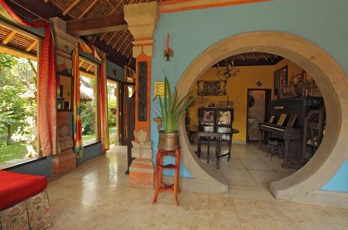Matahari Cottage Bed & Breakfast Lounge