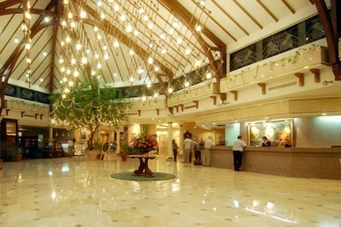 Horison Hotel Bandung Lobby