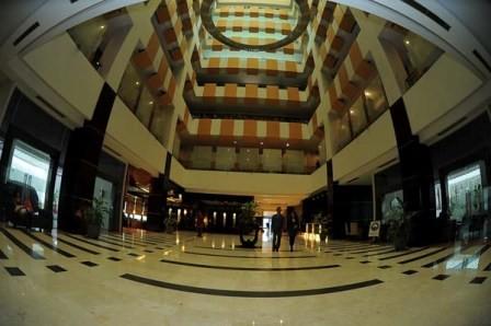 The Jayakarta Daira Palembang Lobby