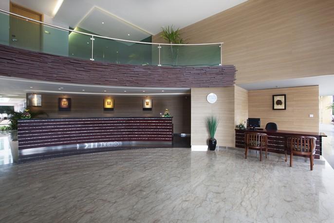 Bintang Kuta Hotel Lobby