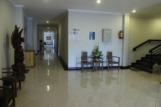 Tasik Jogja Hotel Balcony