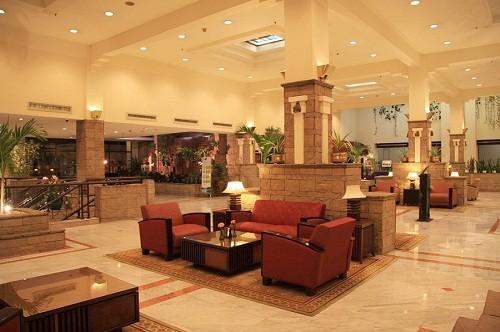 Prama Grand Preanger Bandung Lobby