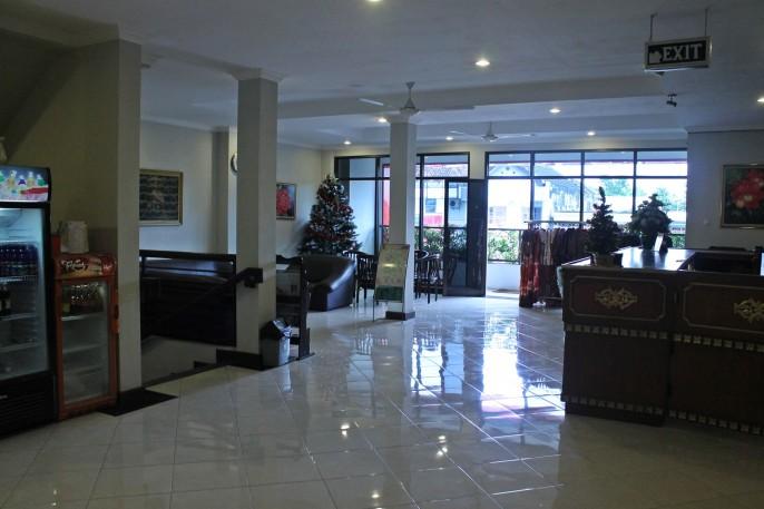 Tasik Jogja Hotel Lobby