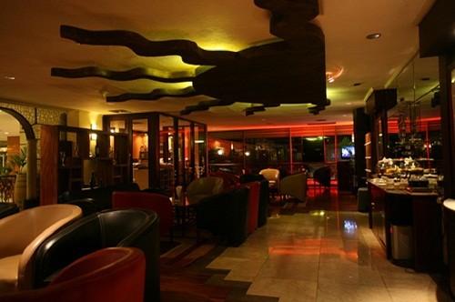 Prama Grand Preanger Bandung Lounge