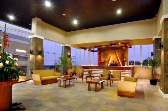 Marbella Suites Bandung Cafe