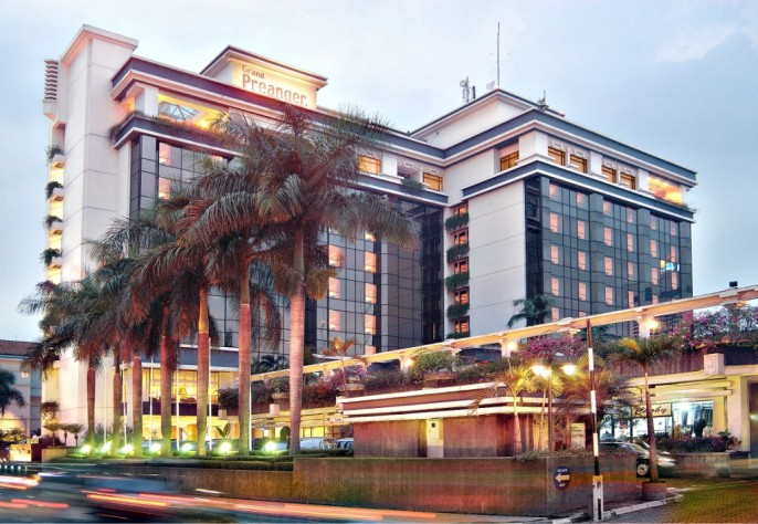 Prama Grand Preanger Bandung Exterior