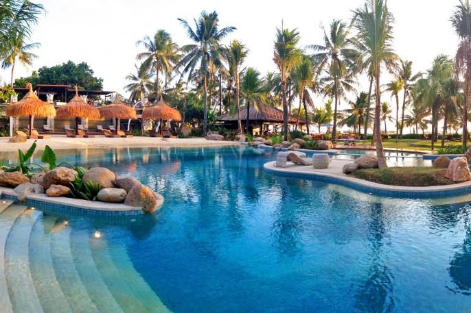 Bali Mandira Beach Resort & Spa Swimming Pool