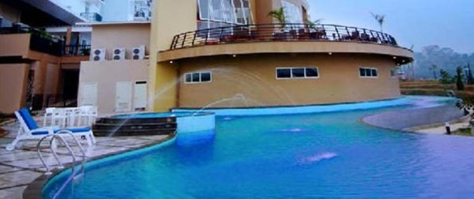 Marbella Suites Bandung View