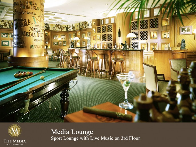 The Media Hotel & Towers Recreational Facilities