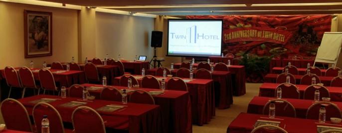 Twin Hotel Surabaya Meeting Room