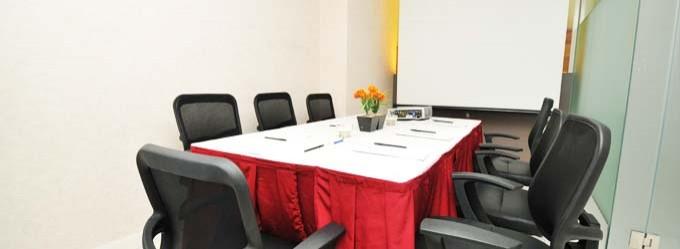 Clay Hotel, Sudirman - Jakarta Ruangan Meeting