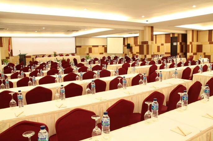 Le Grande Bali Meeting Room