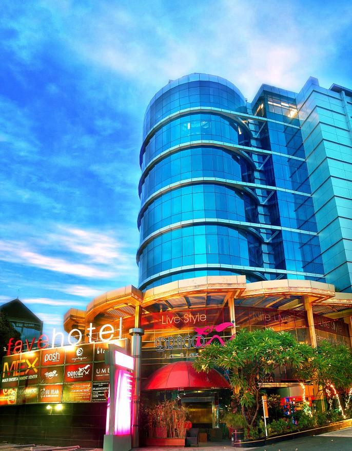 favehotel MEX Surabaya Exterior