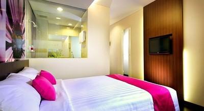 favehotel MEX Surabaya Guest Room
