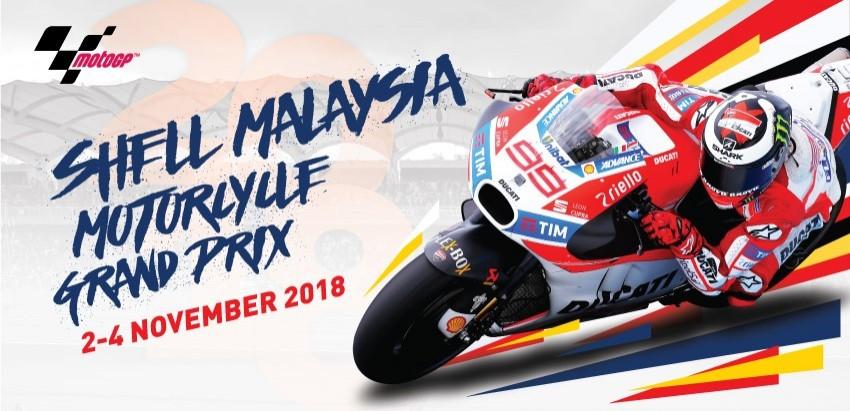 MOTOGP SEPANG MALAYSIA 2018