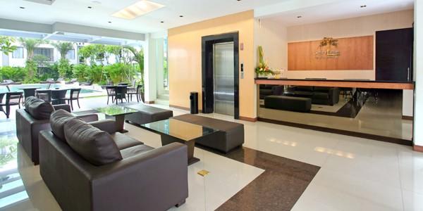 Umalas Hotel & Residence Lobby