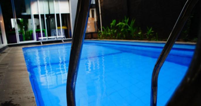 Hotel Bunga Bunga Swimming Pool