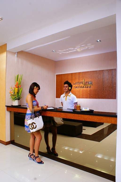 Umalas Hotel & Residence Reception