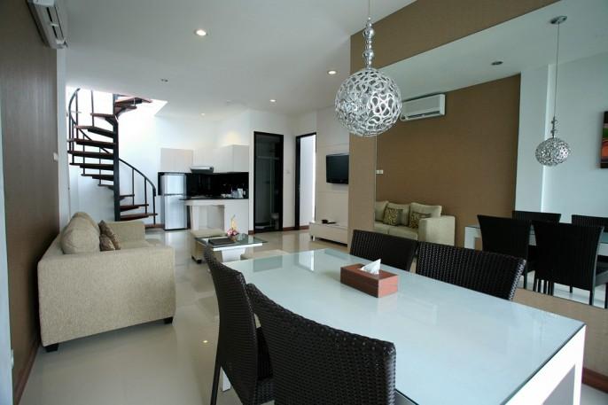 Umalas Hotel & Residence Living Room