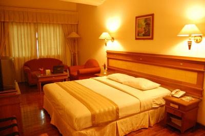 Maharadja Hotel Guest Room