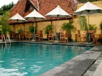 Mutiara Malioboro Hotel Swimming Pool