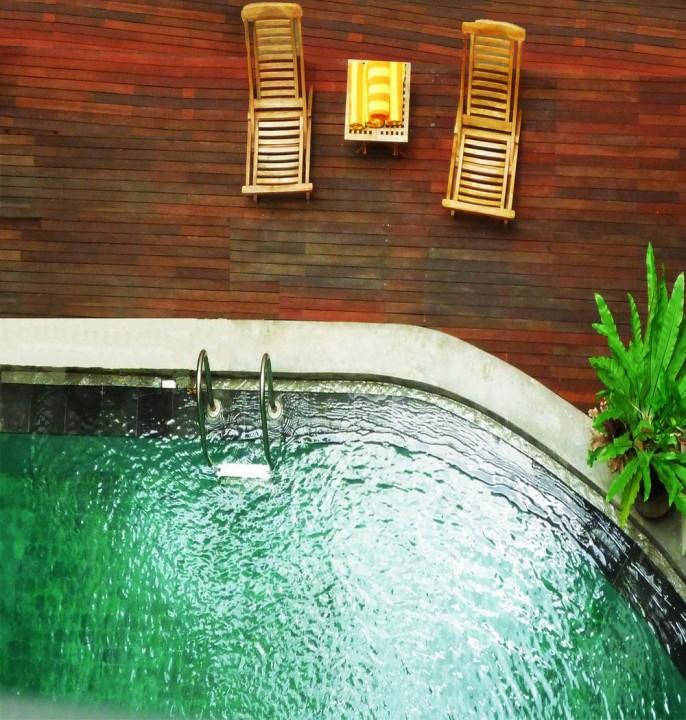 JOCS Boutique Hotel & Spa Swimming Pool