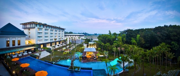HARRIS Hotel & Conventions Malang View