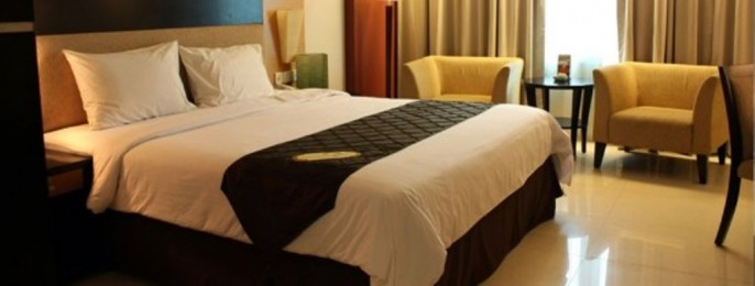 The Jayakarta Daira Palembang Guest Room
