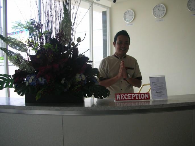 Putra Mulia Hotel Lobby