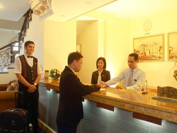 The Grand Palace Hotel Malang Reception