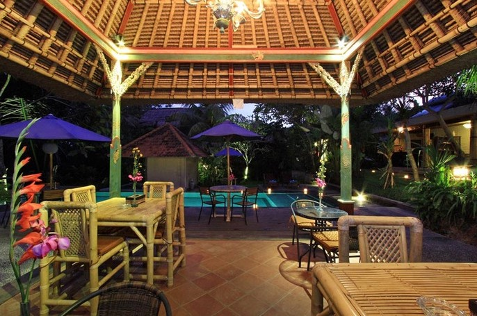 Matahari Cottage Bed & Breakfast Restaurant
