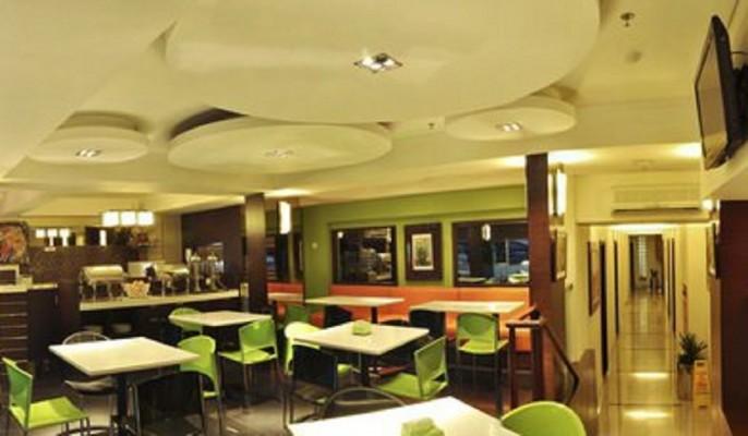Bamboo Inn Hotel, Slipi Restaurant