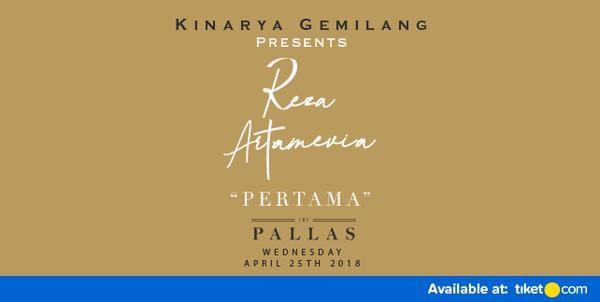 "Reza Artamevia "" PERTAMA "" 2018"