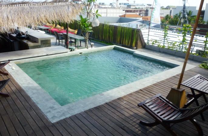 JOCS Boutique Hotel & Spa Jacuzzi