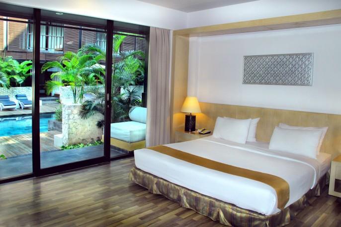 Le Grande Bali Guest Room