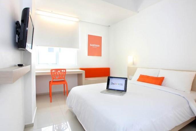 Zuri Express Palembang Guest Room