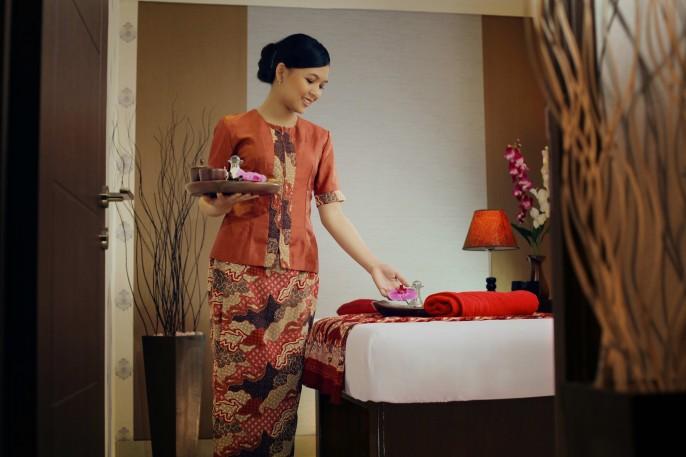 Atria Hotel & Conference Magelang (Parador Hotels & Resorts) Spa