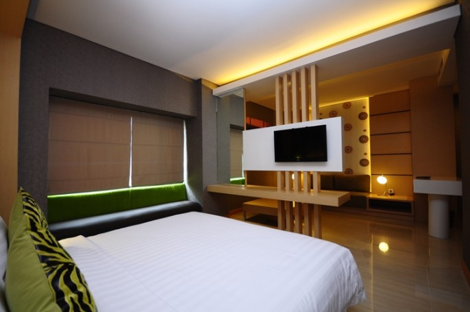Sun Royal Hotel Kuta Guest Room