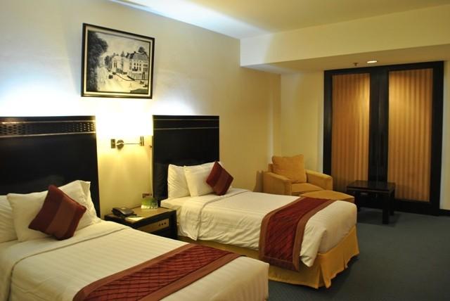 Prama Grand Preanger Bandung Guest Room