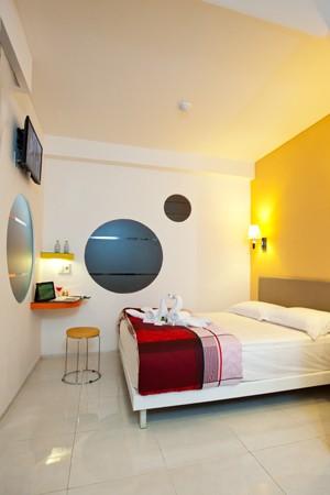 Dewarna Hotel Malang Guest Room