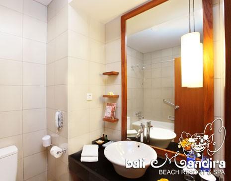 Bali Mandira Beach Resort & Spa Bathroom
