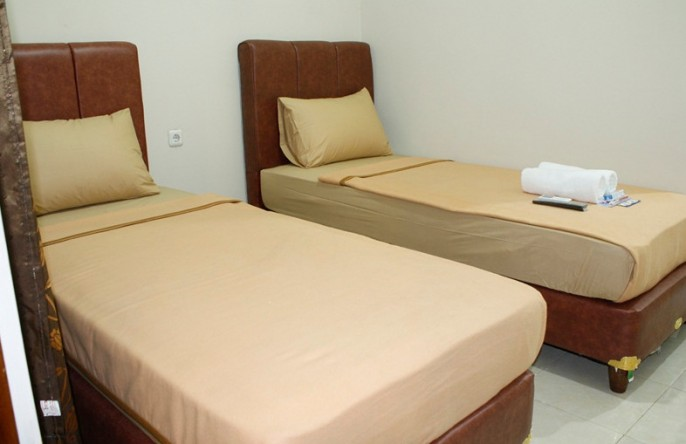 Tasik Jogja Hotel Guest Room