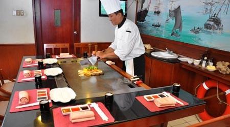 Kartika Chandra Hotel Kitchen