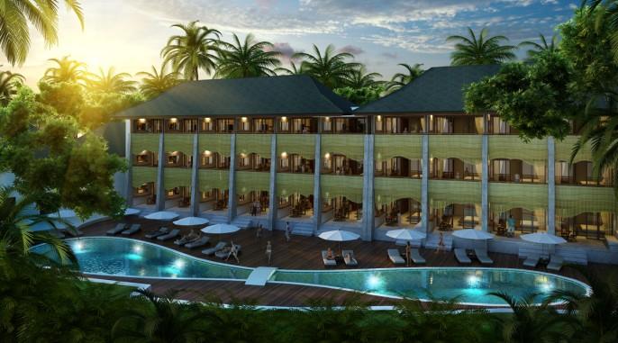 Alaya Resort Ubud Exterior
