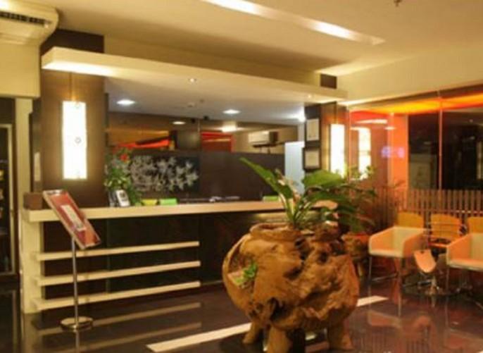 Bamboo Inn Hotel, Slipi Lobby
