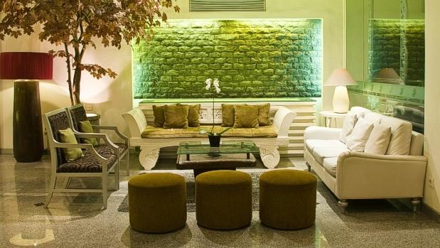 J Boutique Hotel Bali Lobby