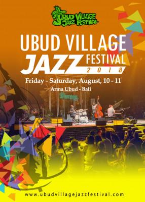 Ubud Village Jazz Festival 2018