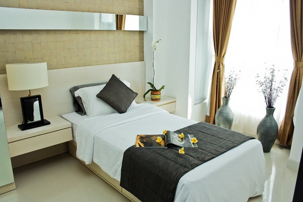 Umalas Hotel & Residence Guest Room