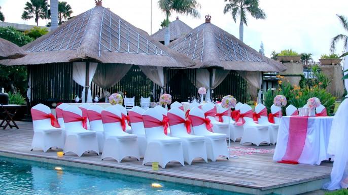 Le Grande Bali Wedding