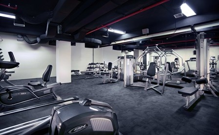 Atria Hotel & Conference Magelang (Parador Hotels & Resorts) Fitness Room